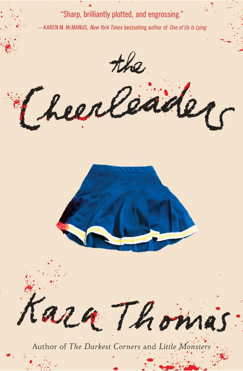 The Cheerleaders by Kara Thomas, ISBN: 9781524718329