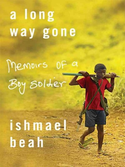 """a long way gone ishmael """"ishmael beah is 12 years old when all hell breaks loose in sierra leone in the  1990s families are separated, most are brutally killed, and the."""