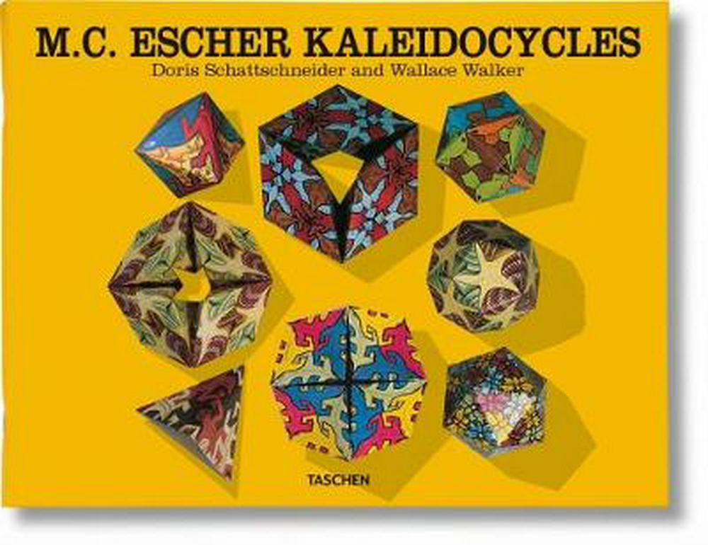 M.C. Escher, Kaleidocycles