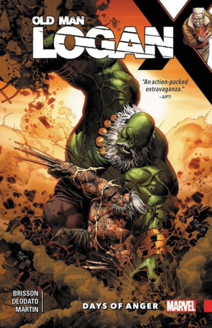 Wolverine: Old Man Logan Vol. 6: Days of Anger