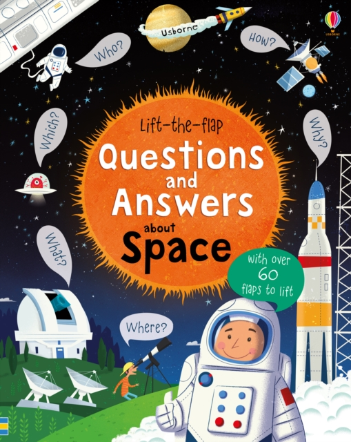 Lift-The-flap Questions and AnswersSpace