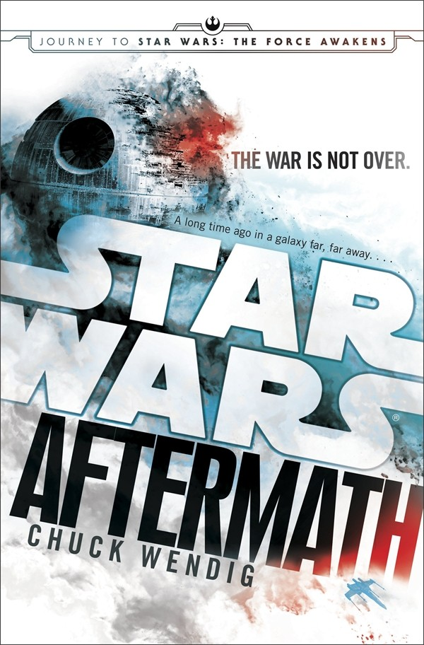Cover Art for Star Wars - Aftermath, ISBN: 9781780895536