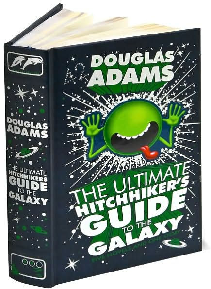 Ultimate Hitchhikers Guide by Adams Douglas, ISBN: 9780307291813