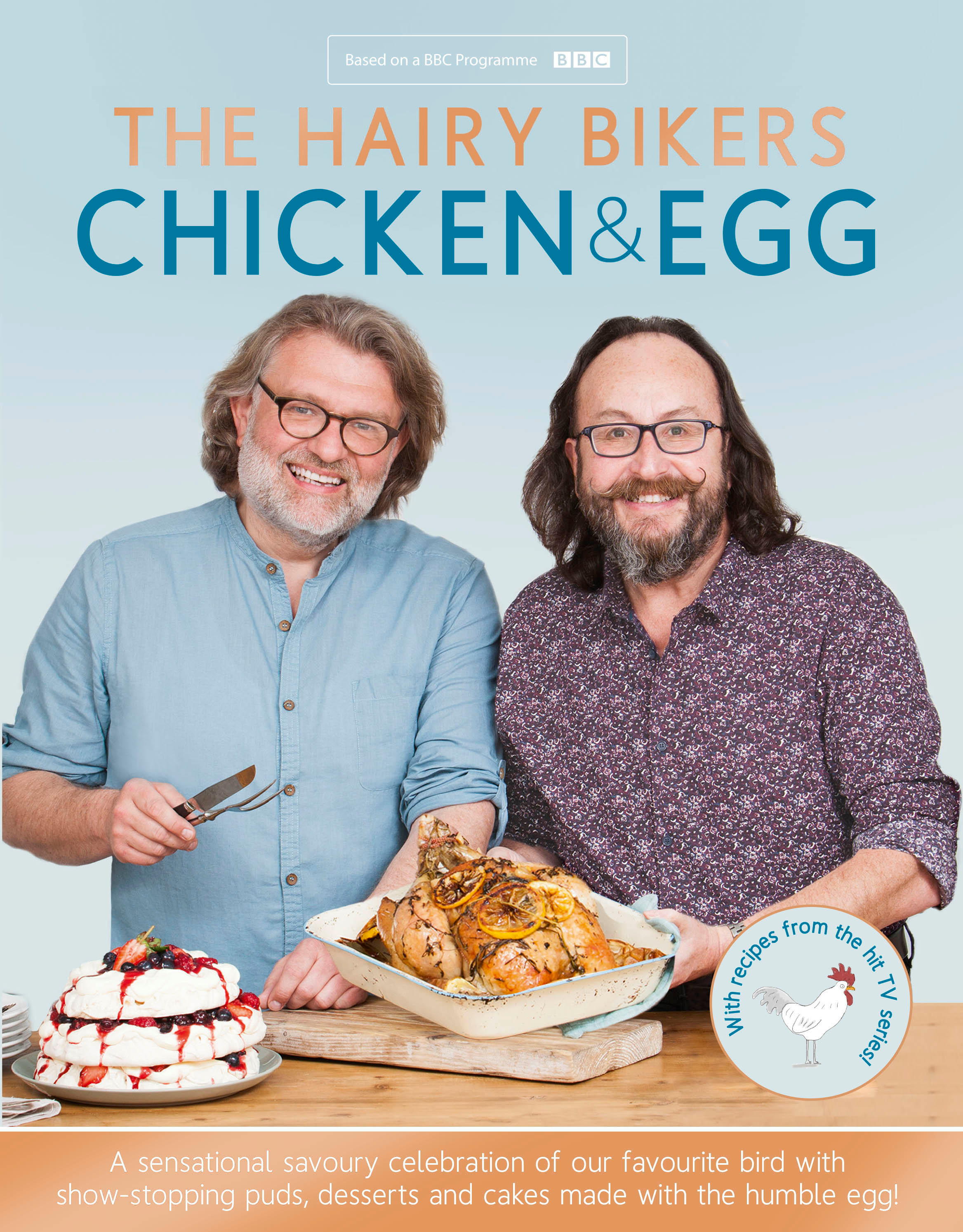 The Hairy Bikers' Chicken & Egg by Hairy Bikers, ISBN: 9780297609339
