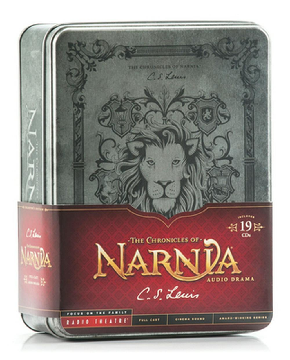 Chronicles of Narnia Collectors Edition The AUDIO CD (Radio Theatre) by Lewis C S McCusker Paul, ISBN: 9781624053665