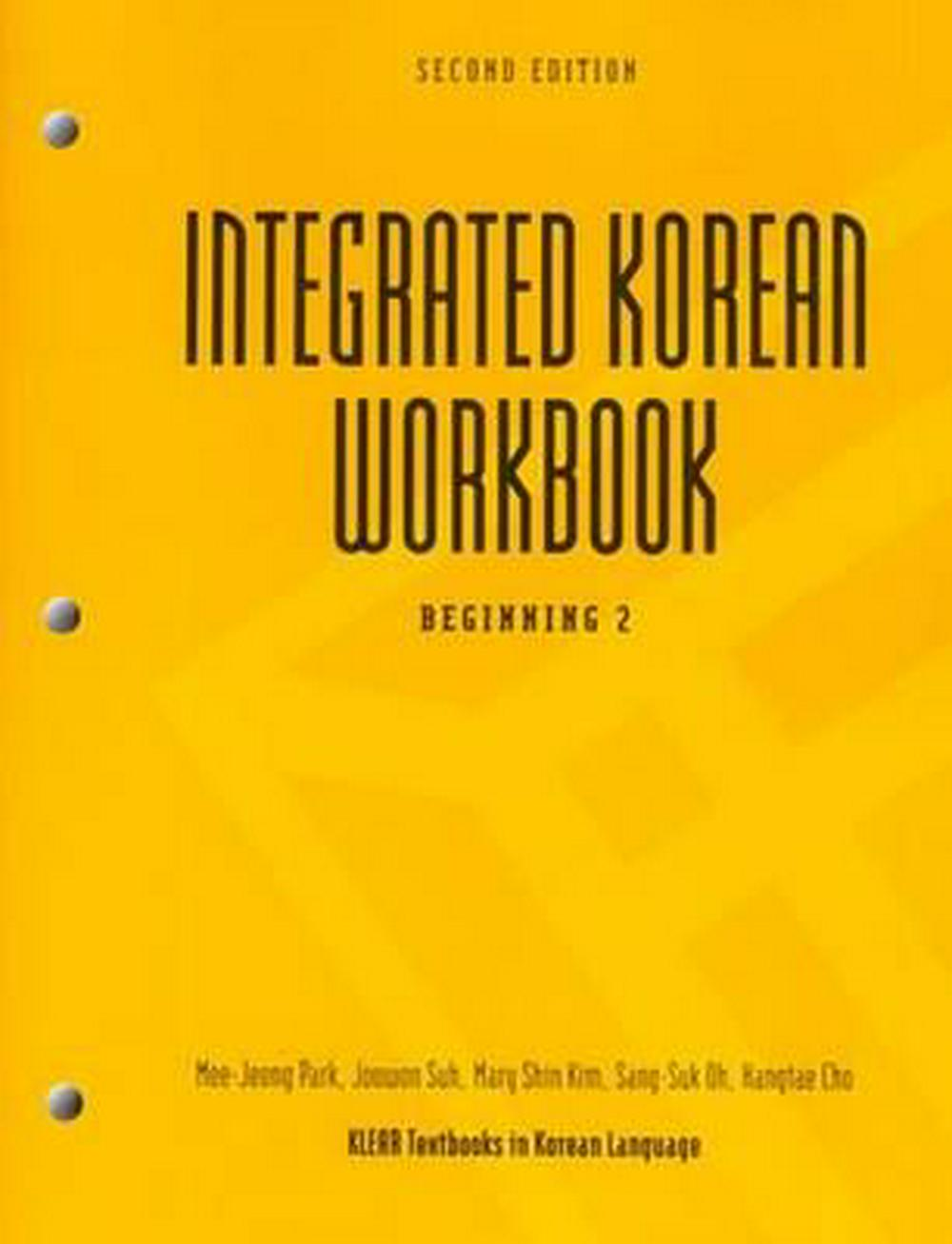 Integrated Korean by Young-mee Yu Cho, ISBN: 9780824835163