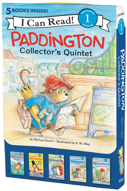 Paddington Collector's Quintet by Michael Bond, R. W. Alley, ISBN: 9780062671387