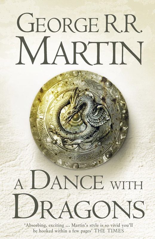 Cover Art for A Dance With Dragons, ISBN: 9780006486114