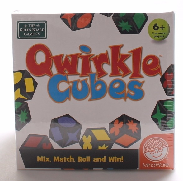 Qwirkle Cubes by Unknown, ISBN: 0736970420349