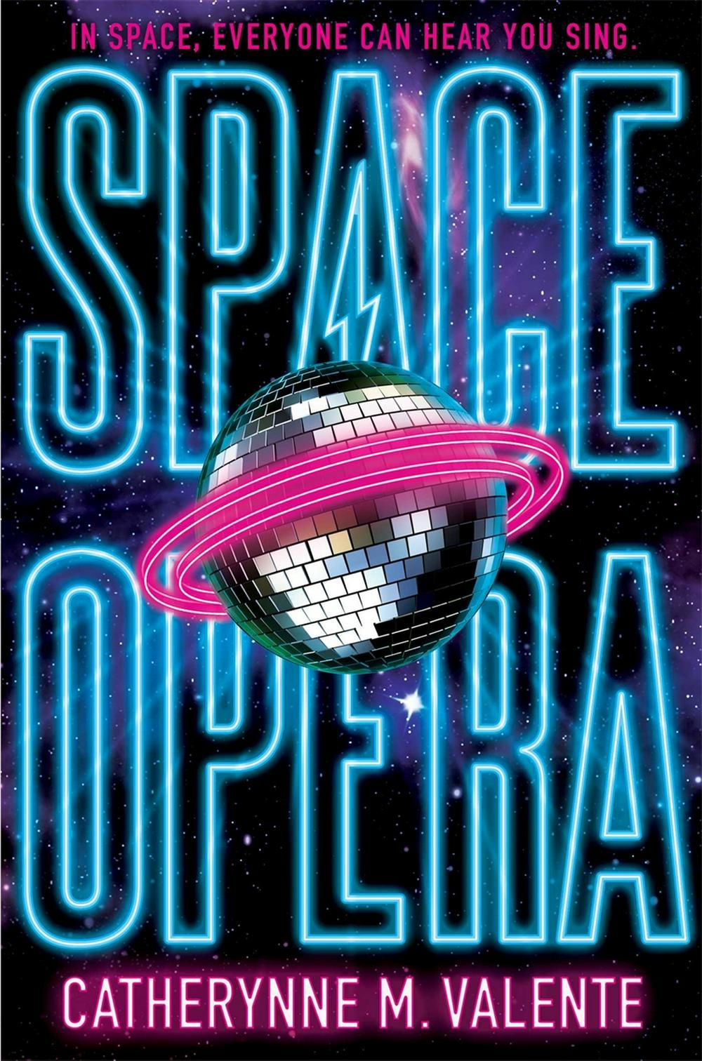 Space Opera by Catherynne M. Valente, ISBN: 9781472115072