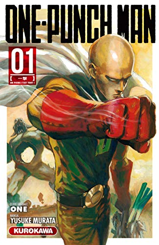 One-Punch Man, Tome 1 : by Yusuke Murata, ISBN: 9782368522257