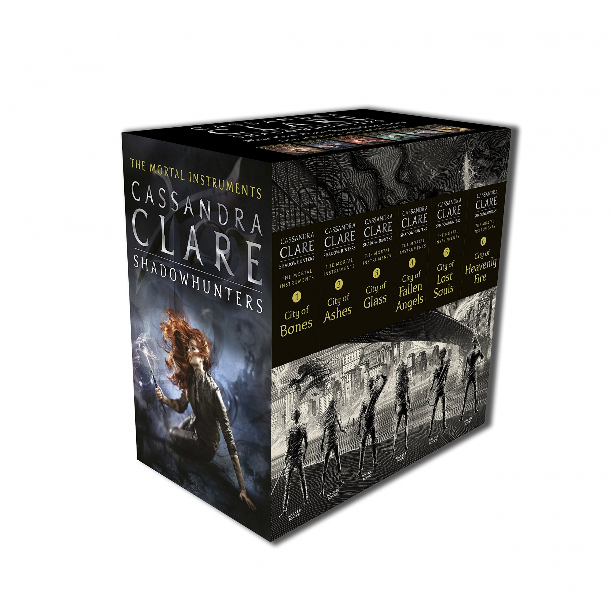 Shadowhunters Slipcase (Big W Exclusives)