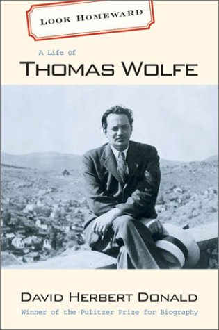 the forces brought out throughout thomas wolfes look homeward In 1929, thomas wolfe—whom william faulkner described as the greatest writer of his generation—published his novel look homeward, angel to rave reviews the virginia quarterly review took notice of this young writer from north carolina and began a tumultuous courtship to bring wolfe's prose to the pages of the journal.