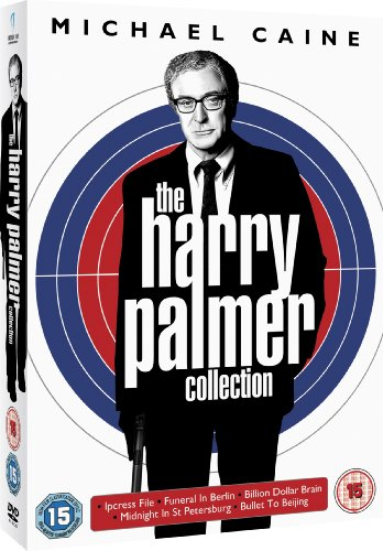 Harry Palmer Collection [Region 2]