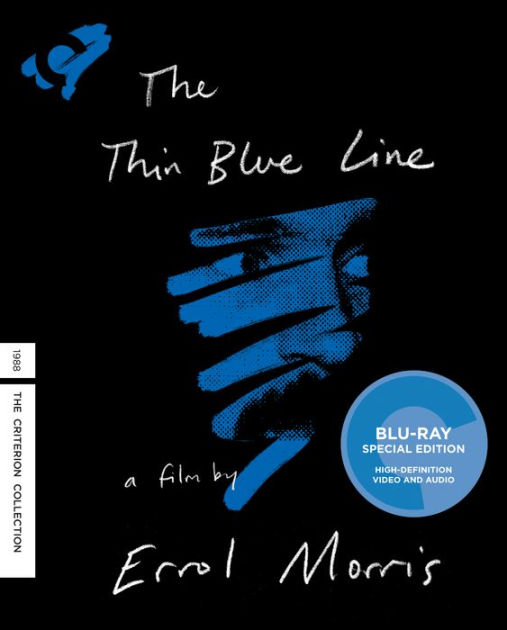 The Thin Blue Line [Blu-ray]