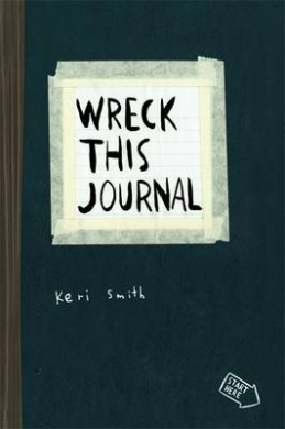 Wreck This Journal [Paperback]