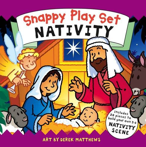 Snappy Playset Nativity