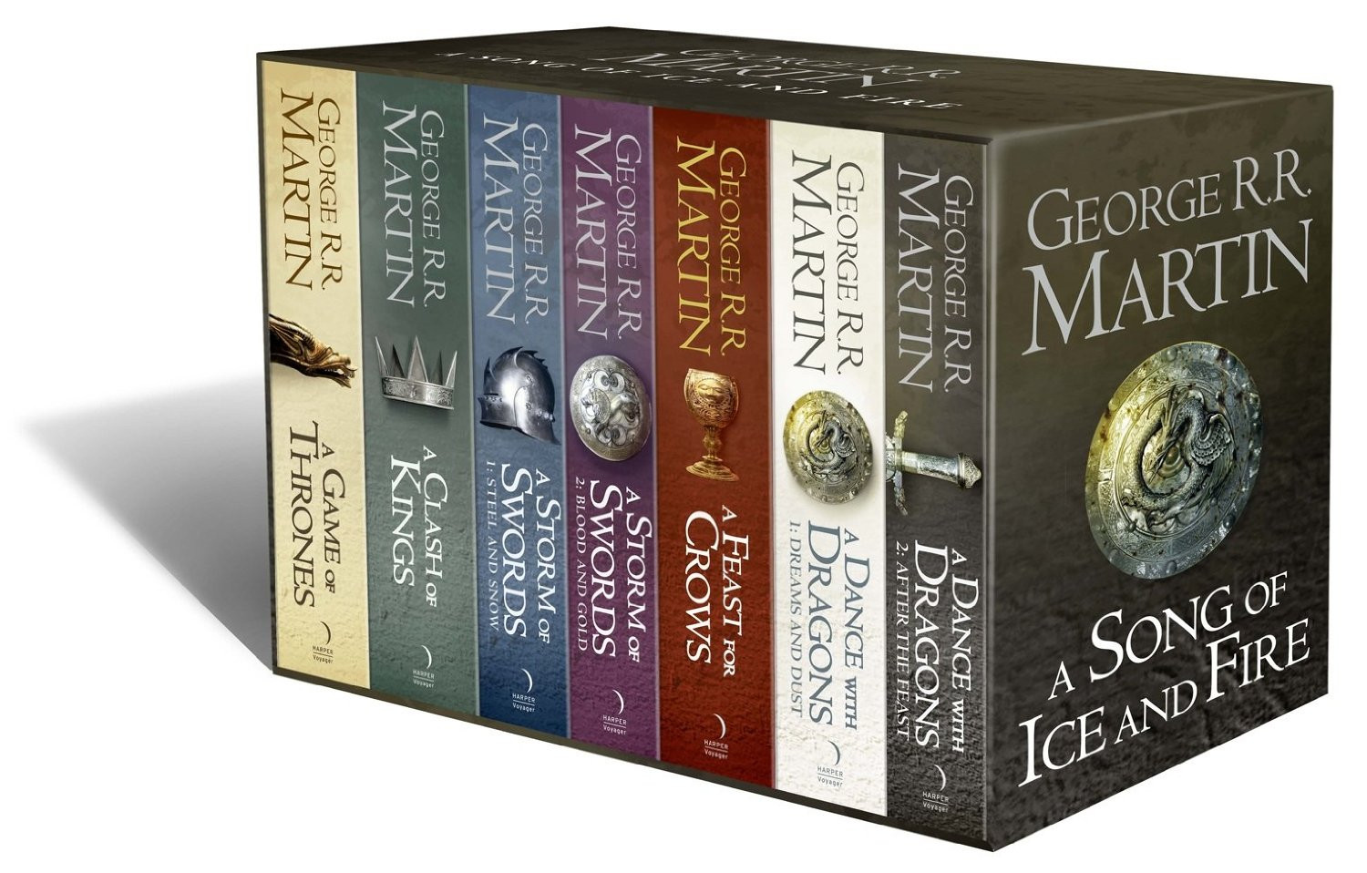 A Game of Thrones: the Story Continues