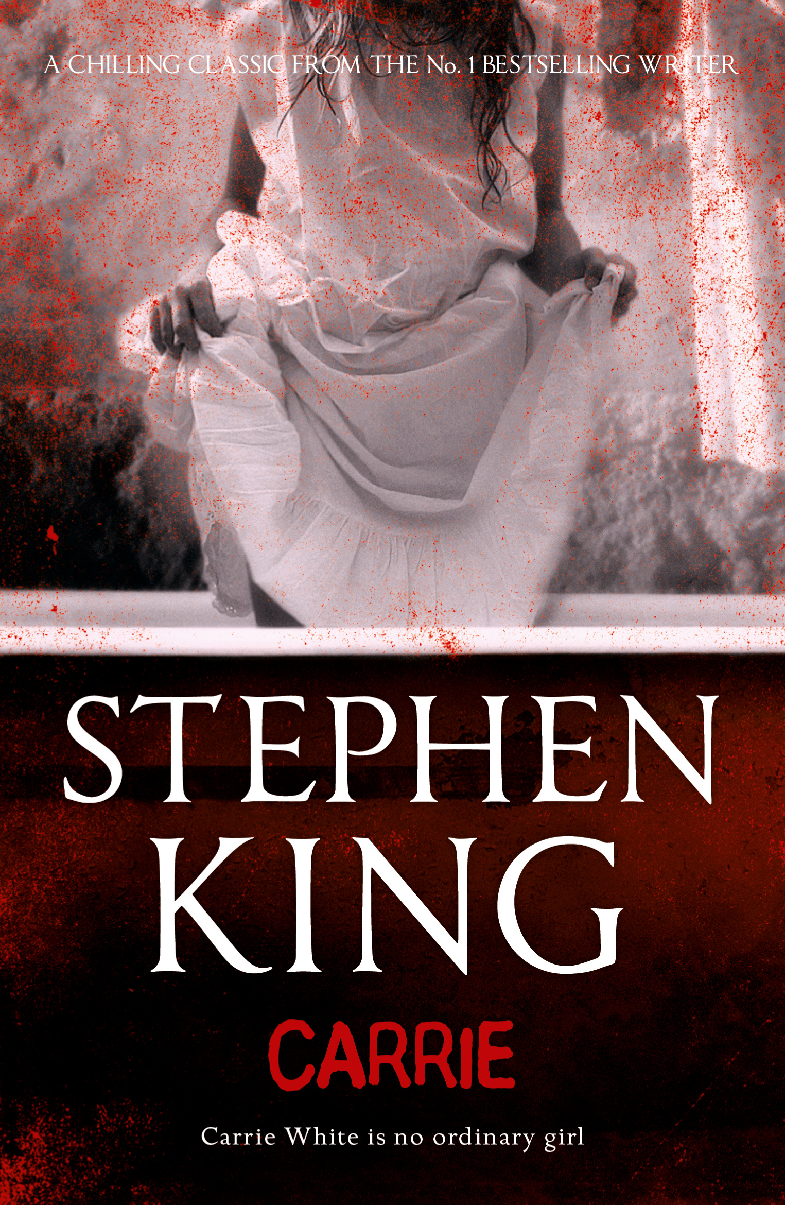 Carrie by Stephen King, ISBN: 9781444720693