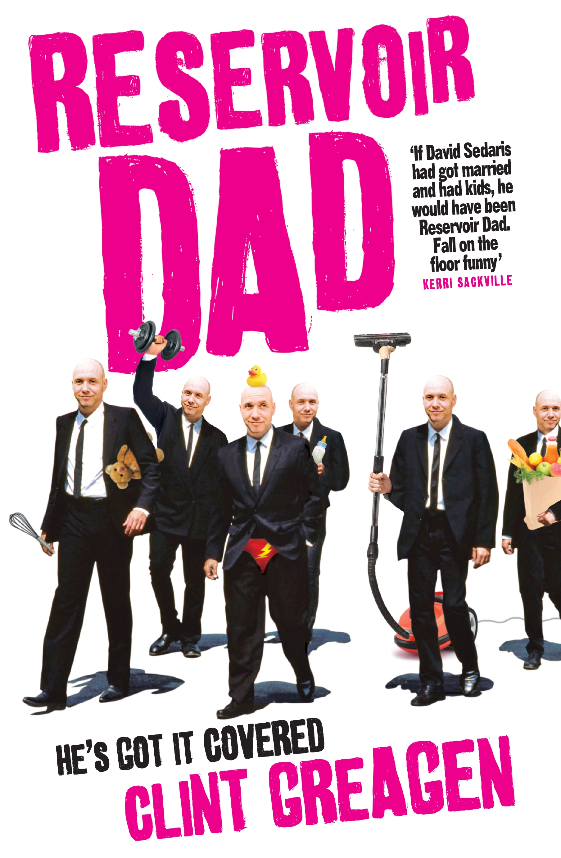 Reservoir Dad by Clint Greagen, ISBN: 9780857982537