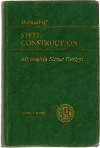 booko comparing prices for aisc manual of steel construction rh booko com au AISC Manual of Steel Construction 7th Edition AISC Steel Construction Manual 15th