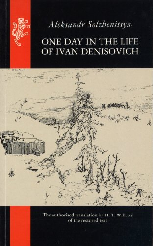 a literary analysis of one day in the life of ivan denisovich Allegory in one day in the life of ivan denisovich by aleksandr solzhenitsyn (selfaskliterarystudies) submitted 2 years ago by [deleted] i'm currently reading and studying this novel and i've noticed how the gulag is a symbol/representation of russian society-prisoners from many different family backgrounds and areas of trade.