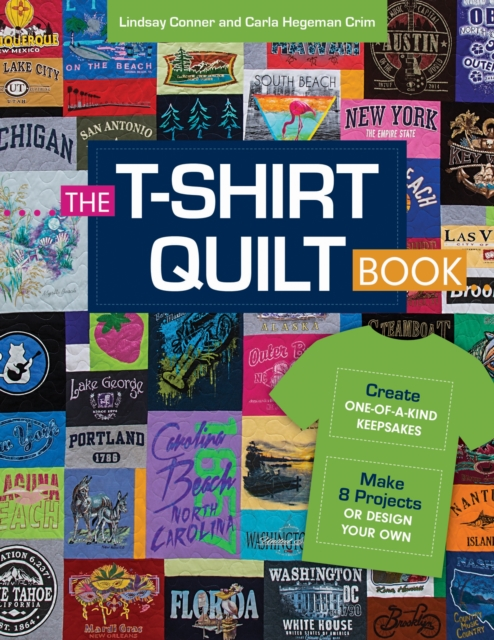Booko Comparing Prices For The T Shirt Quilt Book Recycle Your