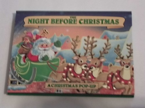 The Night Before Christmas: A Pop-up Book