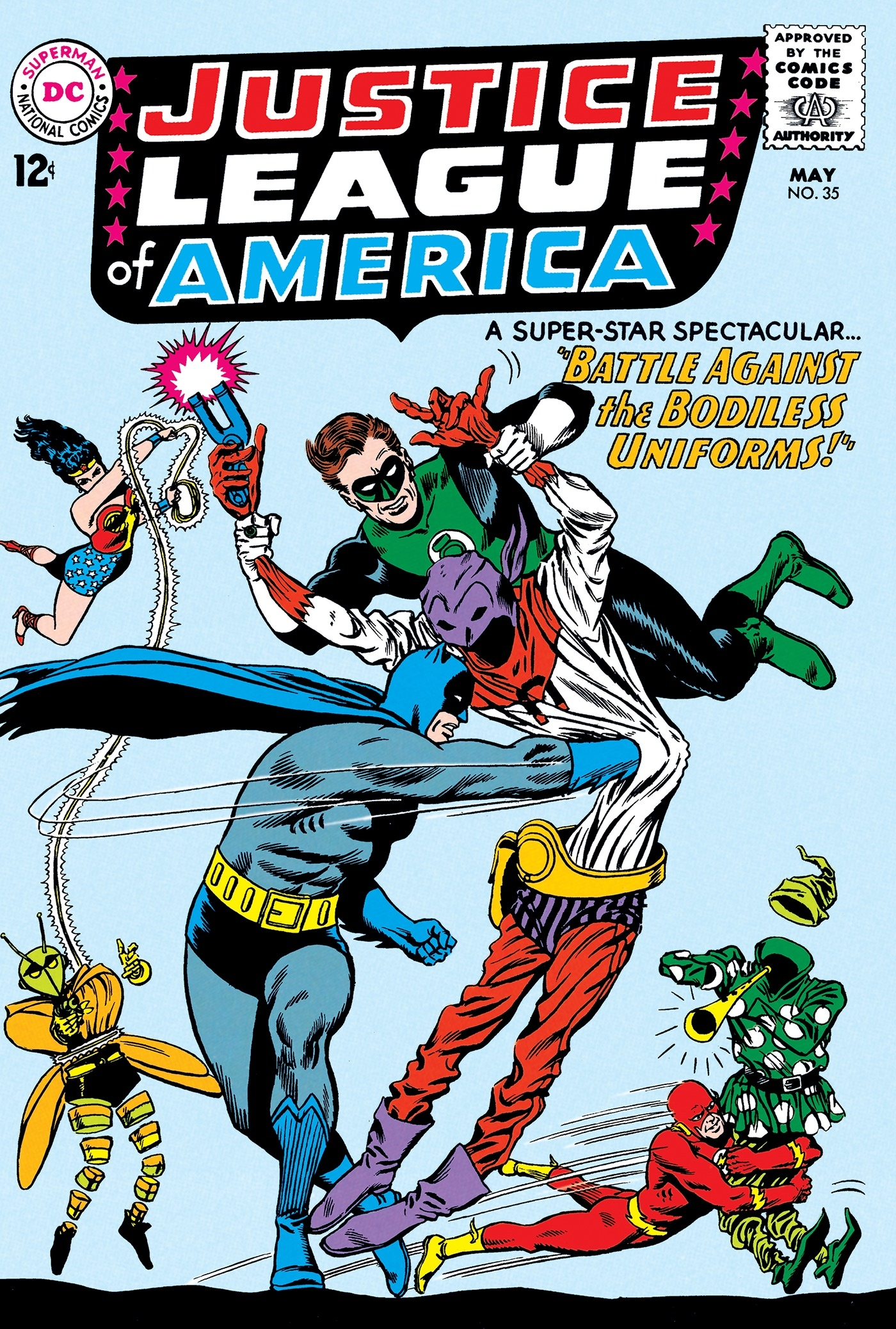 Justice League of America: The Silver Age Vol. 4 (JLA (Justice League of America))