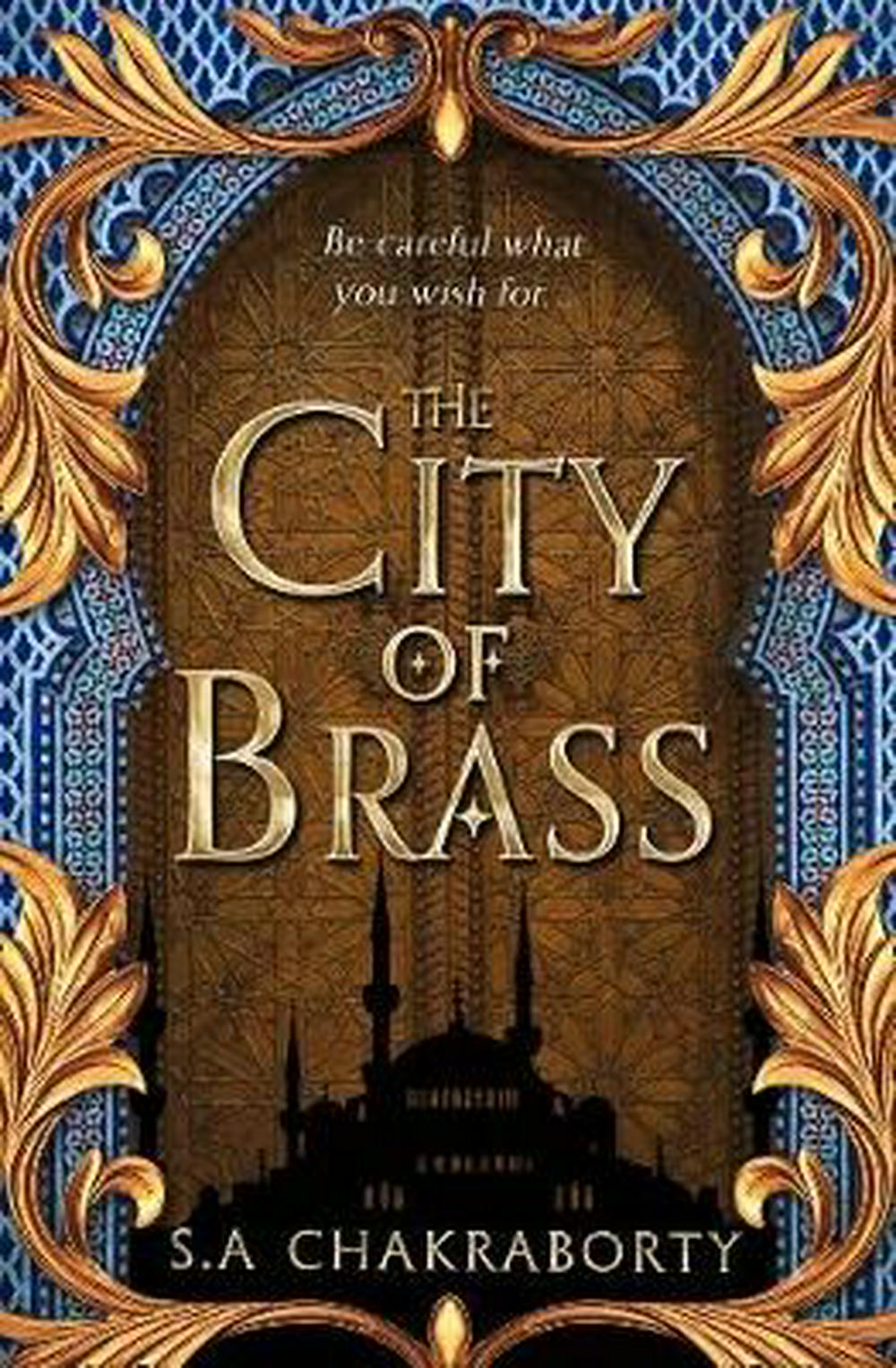 The City of Brass by S. A. Chakraborty, ISBN: 9780008239404