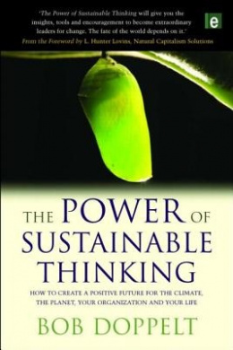 The Power of Sustainable Thinking by Bob Doppelt, ISBN: 9781849710794