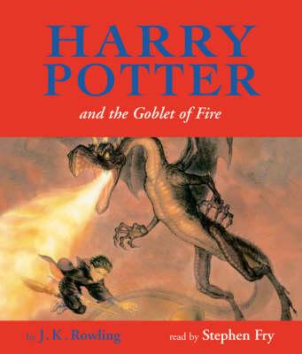 Harry Potter and the Goblet of Fire: Children's Version