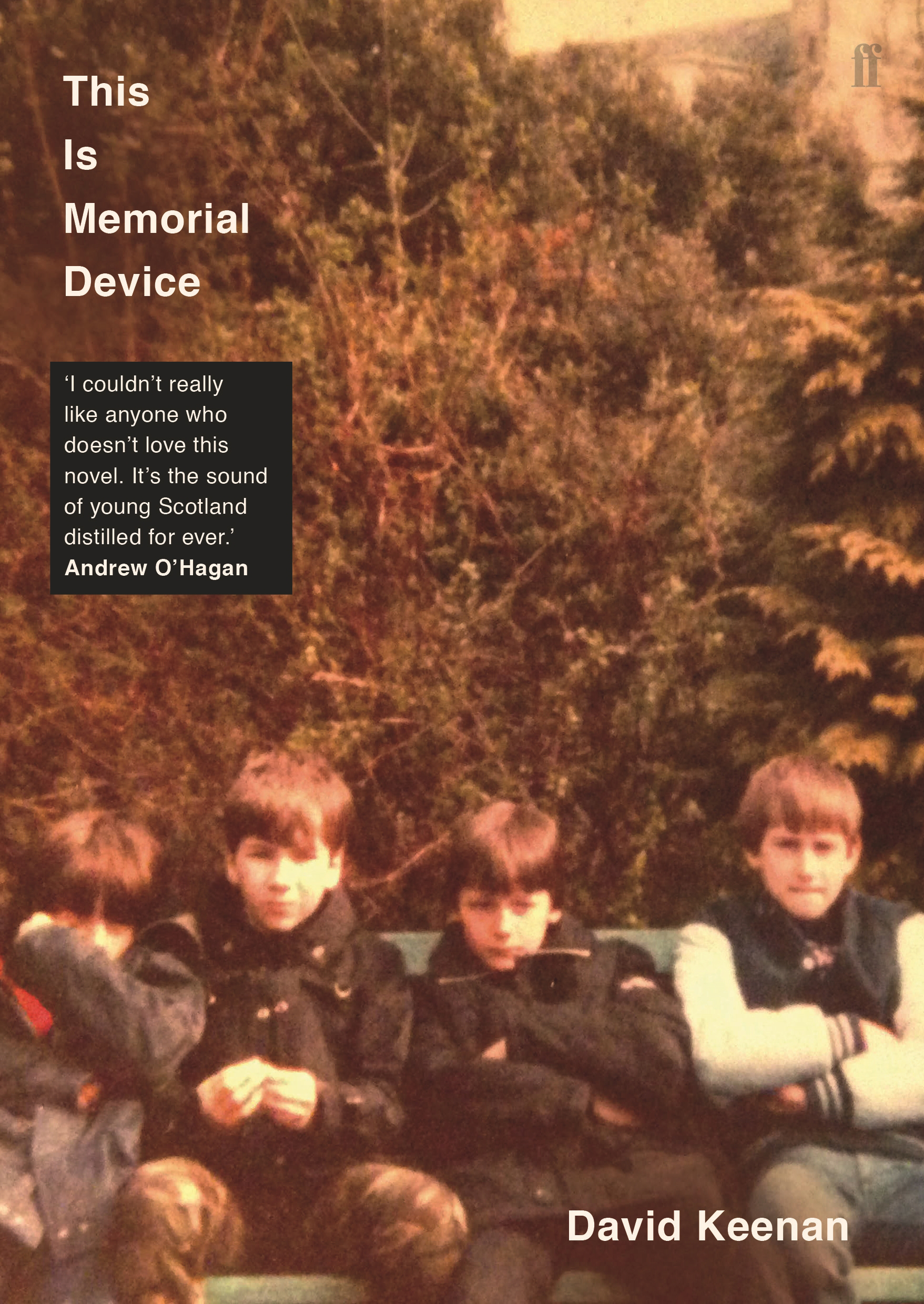 This Is Memorial Device: An Hallucinated Oral History of the Post-Punk Music Scene in Airdrie, Coatbridge and environs 1978-1986