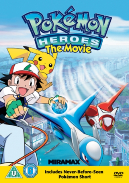 Pokemon - The Movie: 5 - Pokemon Heroes [Region 2]
