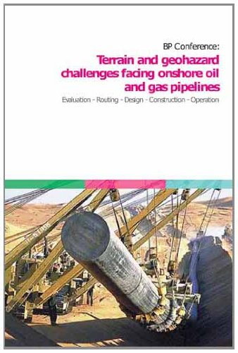 Terrain And Geohazard Challenges Facing Offshore Oil And Gas Pipelines