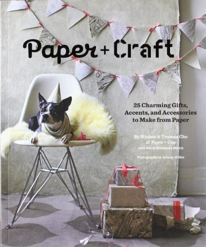 Paper + Craft by Minhee Cho, ISBN: 9780811874625
