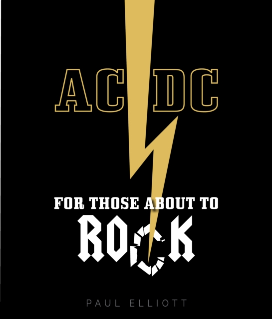 AC/DCFor Those About to Rock
