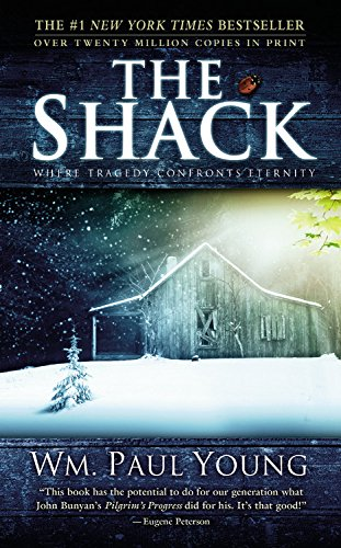 the shack book report The shack is the kind of book that drives long-time authors crazy right out of the chute, first-time novelist william p young has a bestseller on his hands, with some two million copies in print even more maddening are two specific factors: one, the first million copies were self-published.