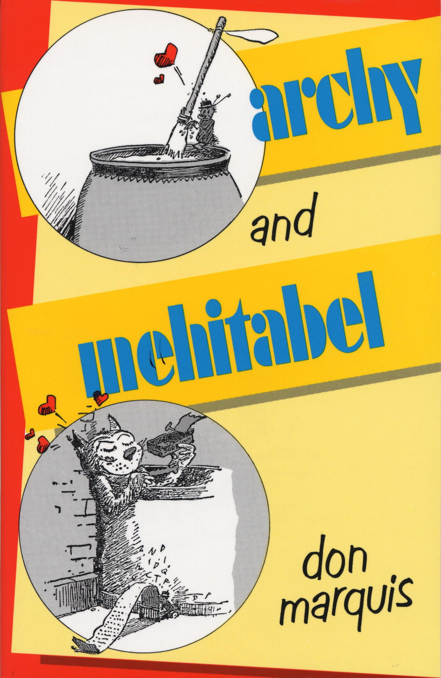 Archy and Mehitabel by Don Marquis, ISBN: 9780307830425