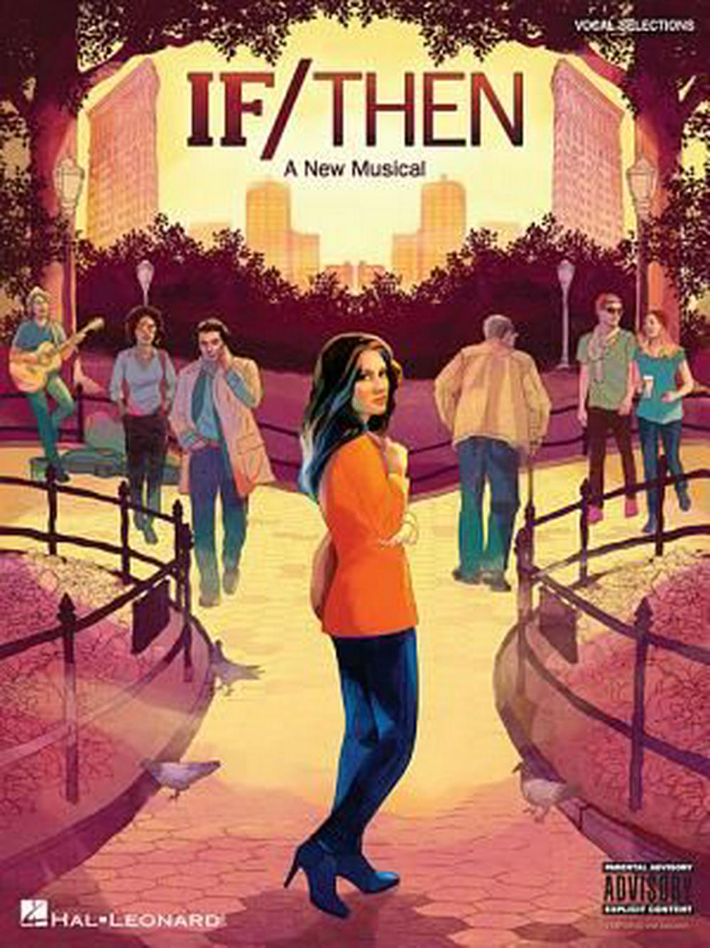 If/Then: A New Musical, Vocal Line With Piano Accompaniment