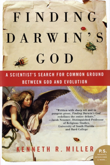Finding Darwin's God by Kenneth R. Miller, ISBN: 9780061233500
