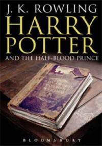 Harry Potter and the Half-Blood Prince adult jacket by J.K. Rowling, ISBN: 9780747584667