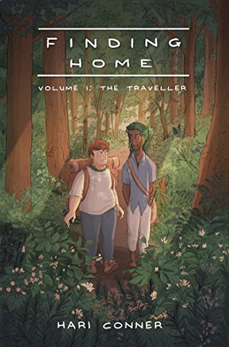 Finding Home Volume 1: The Traveller