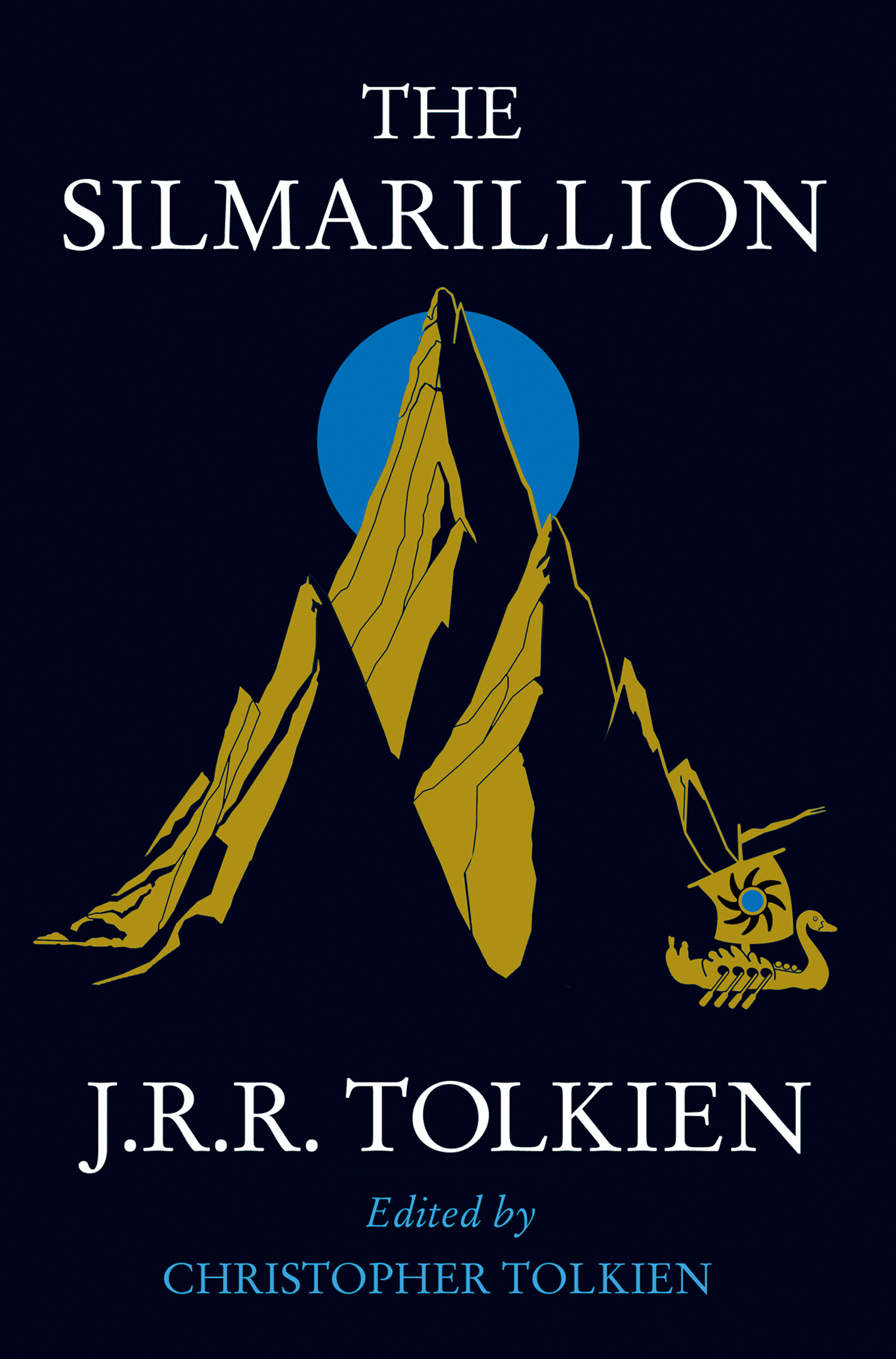 The Silmarillion by J. R. R. Tolkien, ISBN: 9780007322565