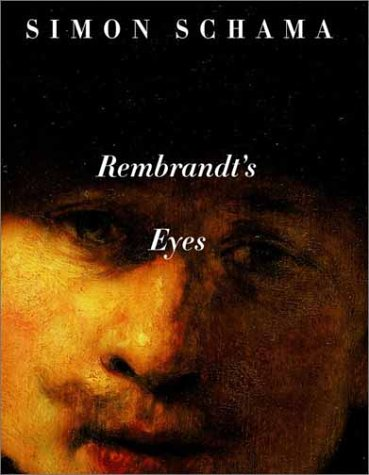 Cover Art for Rembrandt's Eyes, ISBN: 9780375709814