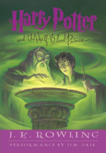 Harry Potter and the Half-Blood Prince by J K Rowling, ISBN: 9780307283665