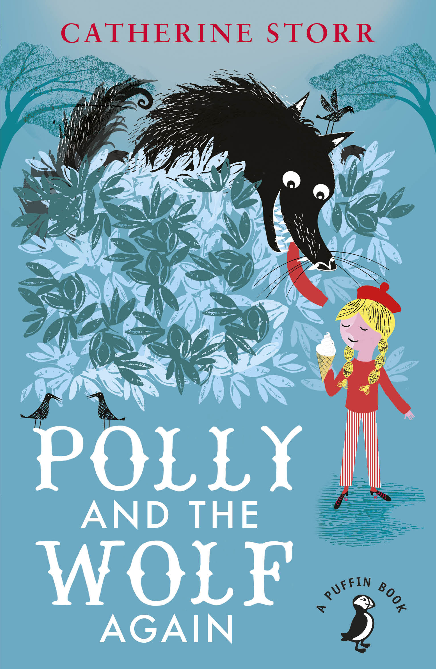 Polly and the Wolf Again