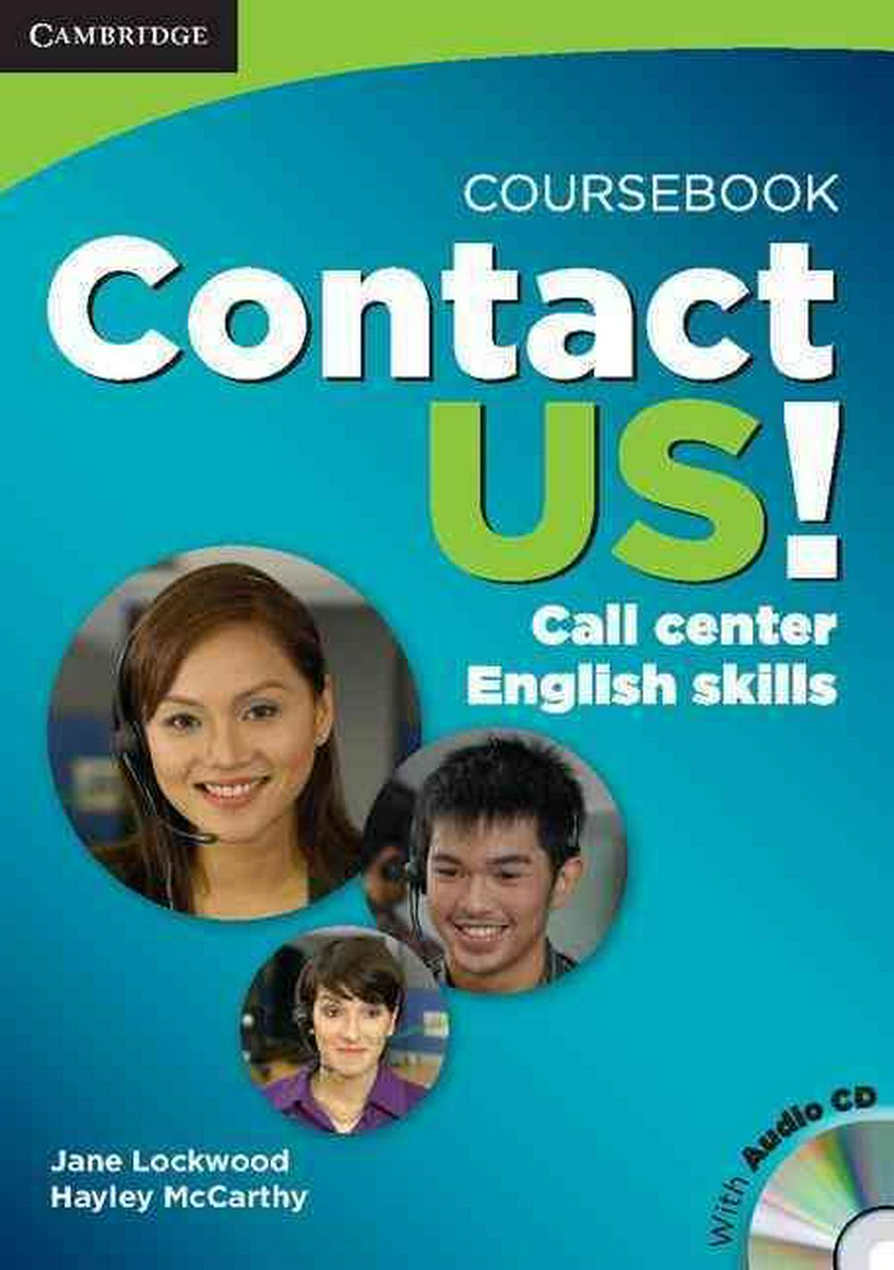 Contact US! Coursebook with Audio CD