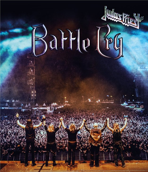 Judas Priest: Battle Cry [DVD] [2016]