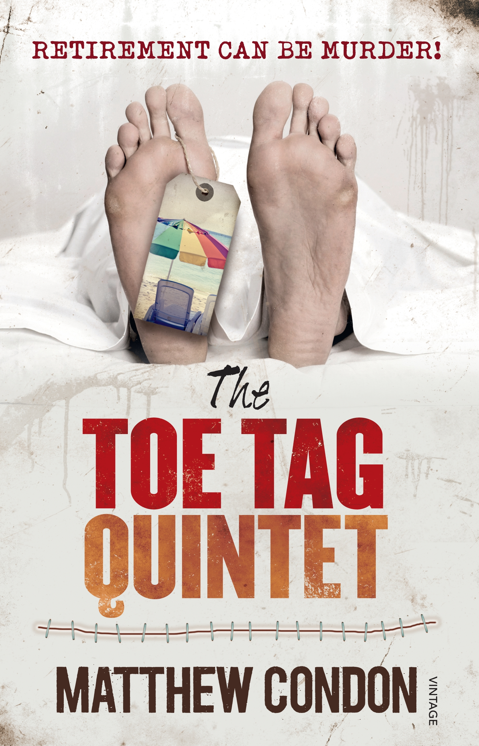Cover Art for The Toe Tag Quintet, ISBN: 9781742756691